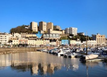 Thumbnail 3 bed flat for sale in Victoria Parade, Torquay