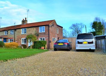 Thumbnail 3 bed end terrace house for sale in Green Lane, Tottenhill, King's Lynn