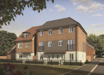 "Thumbnail 3 bed semi-detached house for sale in ""The Hartley"" at St. Catherine Road, Basingstoke"