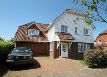 Thumbnail 5 bed detached house for sale in Petrel Way, Hawkinge, Folkestone