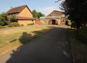 Thumbnail 4 bed detached house for sale in Mill Lane, Blue Bell Hill, Chatham