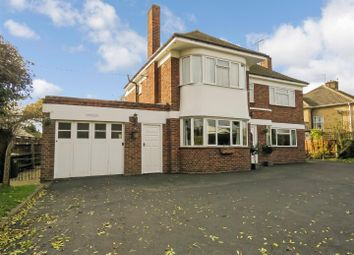 Thumbnail 4 bed detached house for sale in High Street, Bury, Ramsey, Huntingdon