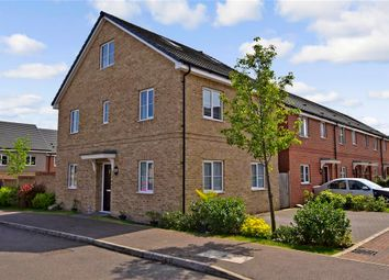 Thumbnail 4 bed detached house for sale in Woodland Road, Chigwell, Essex