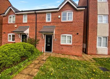 Thumbnail 3 bed semi-detached house for sale in Addenbrooke Drive, Speke, Liverpool