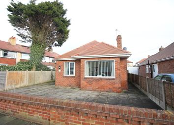 Thumbnail 2 bed detached bungalow for sale in Stoneway Road, Thornton-Cleveleys