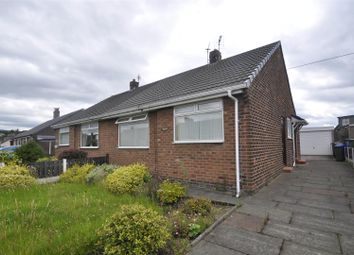 Thumbnail 2 bed semi-detached bungalow for sale in Cumberland Avenue, Dukinfield