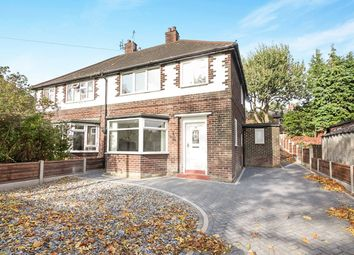 Thumbnail 3 bed semi-detached house to rent in Shelley Road, Swinton, Manchester