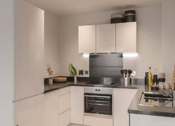 Thumbnail 1 bed flat for sale in Queensbury Square, Honeypot Lane