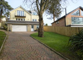 Thumbnail 4 bed detached house to rent in Gannel Road, Newquay, Cornwall