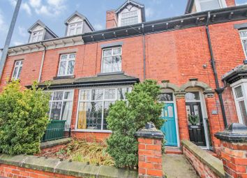 4 bed terraced house for sale in Spring Gardens, Leek, Staffordshire ST13