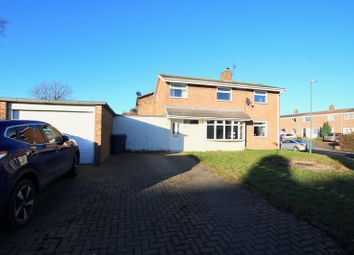 Thumbnail 3 bed end terrace house for sale in Hatfield Road, Newton Aycliffe