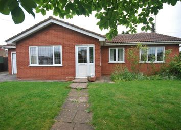 Thumbnail 3 bed detached bungalow for sale in Mansell Close, Spalding