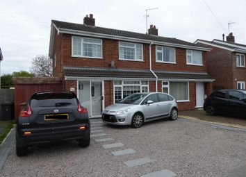 Thumbnail 3 bedroom property for sale in Carron Drive, Werrington, Peterborough
