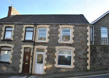Thumbnail 3 bed terraced house for sale in Heolddu Road, Bargoed