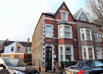 Thumbnail 4 bed end terrace house to rent in Pomeroy Street, Cardiff Bay