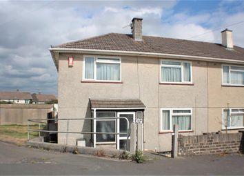 Thumbnail 3 bed end terrace house for sale in Rye Close, Highridge, Bristol