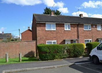 Thumbnail 3 bed end terrace house for sale in Broughton Place, Eastfield, Northampton