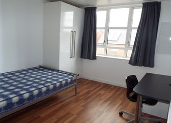 Thumbnail Studio to rent in Clyde Court, Leicester