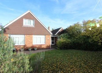 Thumbnail 4 bed detached bungalow for sale in Glebe Road, Gillingham, Kent