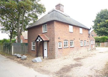 Thumbnail 3 bed cottage to rent in Staithe Road, Martham, Great Yarmouth