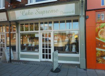 Thumbnail Retail premises to let in 42 Tacket Street, Ipswich