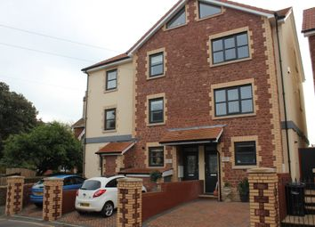 Thumbnail 4 bedroom town house for sale in Courtland Road, Paignton