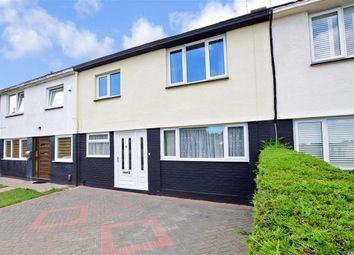 Thumbnail 3 bed terraced house for sale in Kent View Road, Vange, Basildon, Essex