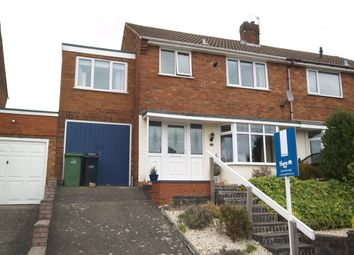 Thumbnail 4 bedroom semi-detached house for sale in Wychbury Road, Brierley Hill