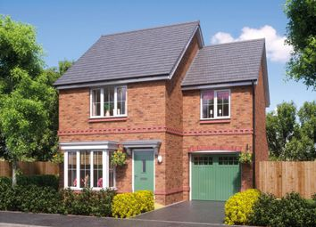 Thumbnail 3 bed detached house for sale in Hinkshay Road, Telford