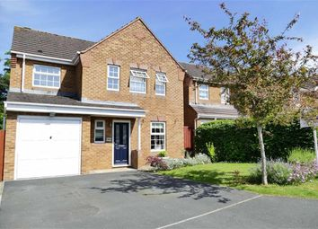 Thumbnail 4 bed detached house for sale in Fynamore Gardens, South Calne, Calne