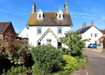 Thumbnail 4 bed detached house for sale in Near Town, Olney