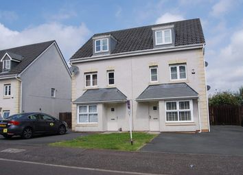 Thumbnail 4 bed town house for sale in Hawthorn Avenue, Cambuslang, Glasgow