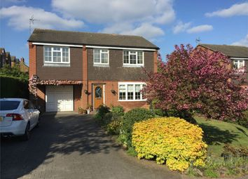 Thumbnail 4 bedroom detached house for sale in Farm Close, Somercotes, Alfreton, Derbyshire