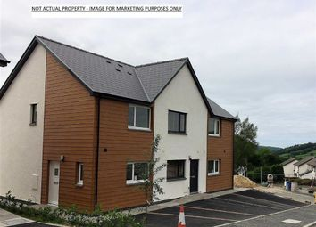 2 bed terraced house for sale in Ger-Y-Cwm Development, Aberystwyth, Ceredigion SY23