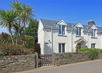 Thumbnail 3 bed cottage for sale in Ruan High Lanes, Truro