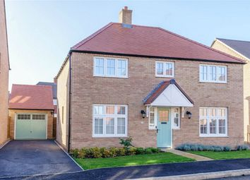 Thumbnail 4 bed detached house for sale in Bardolph Way, Huntingdon