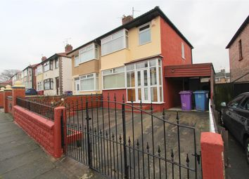 3 bed semi-detached house for sale in Richland Road, Stoneycroft, Liverpool L13