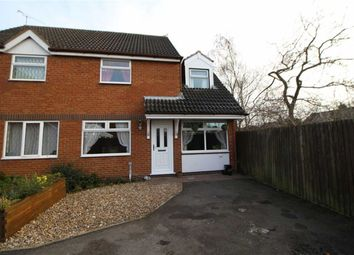 Thumbnail 3 bed semi-detached house for sale in High Meadow Close, Ripley, Derbyshire