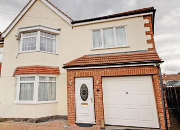 Thumbnail 5 bed end terrace house for sale in Roedean Avenue, Enfield