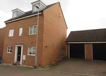 Thumbnail 6 bedroom detached house for sale in Attoe Walk, Norwich