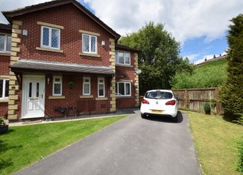 Thumbnail 3 bed semi-detached house to rent in Oxford Way, Rochdale