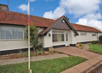 Thumbnail 4 bed detached bungalow for sale in Maytree Drive, Kirby Muxloe, Leicester, Leicestershire