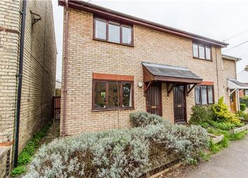 Thumbnail 2 bedroom end terrace house for sale in Cambridge Road, Impington, Cambridge
