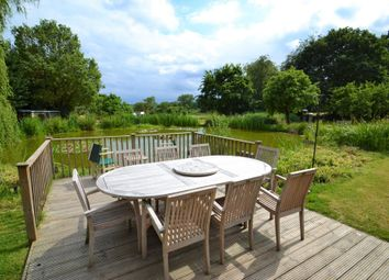 Thumbnail 5 bed barn conversion to rent in Grange Lane, Letchmore Heath, Watford