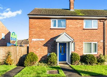 Thumbnail 3 bed terraced house for sale in Devonshire Road, Scampton, Lincoln