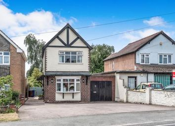 Thumbnail 2 bed detached house for sale in Broadhurst Green, Hednesford, Cannock, Staffordshire