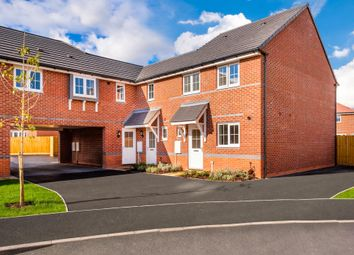 "Thumbnail 1 bedroom flat for sale in ""Stroud"" at Saxon Court, Bicton Heath, Shrewsbury"