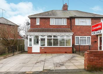 Thumbnail 4 bedroom semi-detached house for sale in Bache Street, West Bromwich