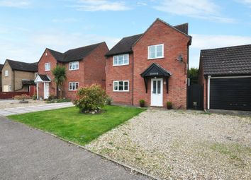 3 bed detached house for sale in Porter Road, Long Stratton, Norwich NR15