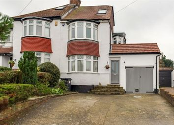 Thumbnail 3 bed semi-detached house for sale in Hawthorn Drive, West Wickham, Kent